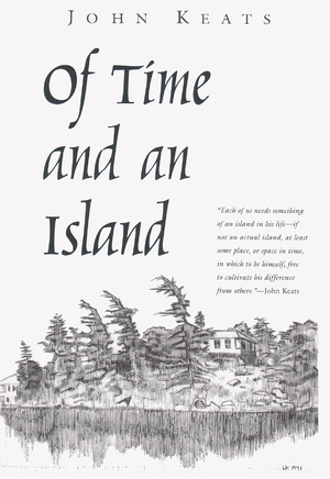 Cover for the book: Of Time and an Island