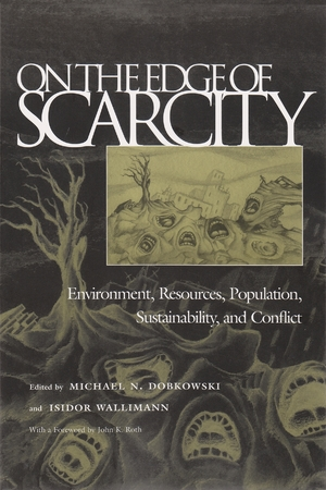 Cover for the book: On the Edge of Scarcity