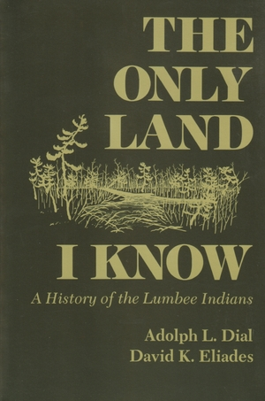 Cover for the book: Only Land I Know, The