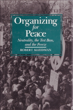 Cover for the book: Organizing For Peace