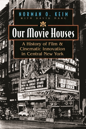 Cover for the book: Our Movie Houses