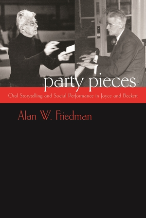 Cover for the book: Party Pieces
