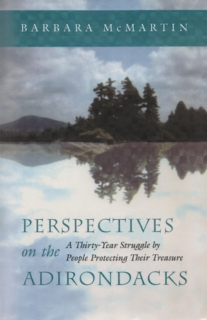 Cover for the book: Perspectives on the Adirondacks