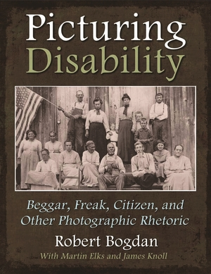 Cover for the book: Picturing Disability