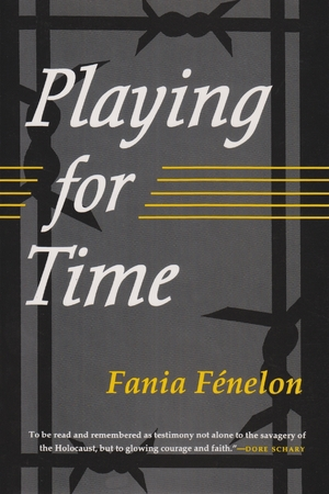 Cover for the book: Playing for Time