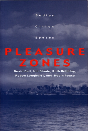 Cover for the book: Pleasure Zones