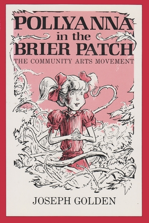 Cover for the book: Pollyanna in the Brier Patch