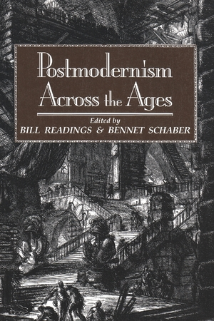 Cover for the book: Postmodernism Across the Ages