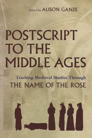 Cover for the book: Postscript to the Middle Ages