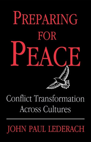 Cover for the book: Preparing For Peace
