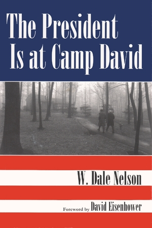 Cover for the book: President Is at Camp David