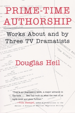 Cover for the book: Prime-Time Authorship