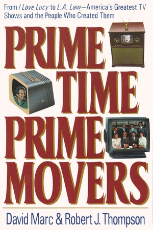 Cover for the book: Prime Time, Prime Movers