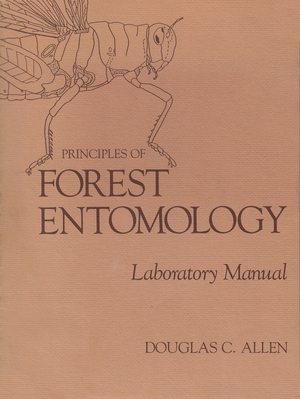 Cover for the book: Principles of Forest Entomology