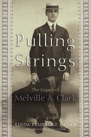 Cover for the book: Pulling Strings