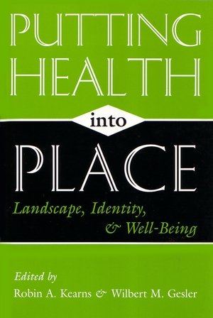 Cover for the book: Putting Health into Place