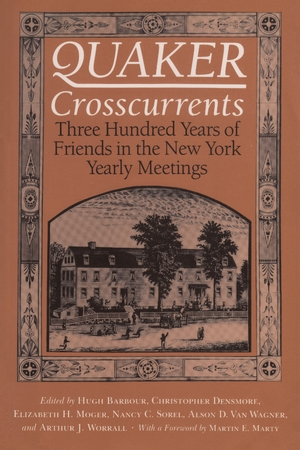 Cover for the book: Quaker Crosscurrents