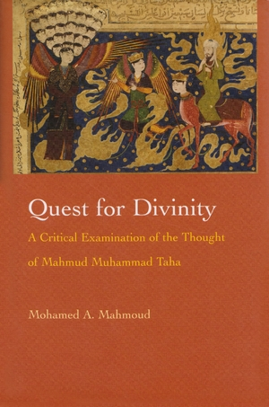Cover for the book: Quest for Divinity