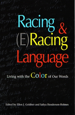 Cover for the book: Racing and (E)Racing Language