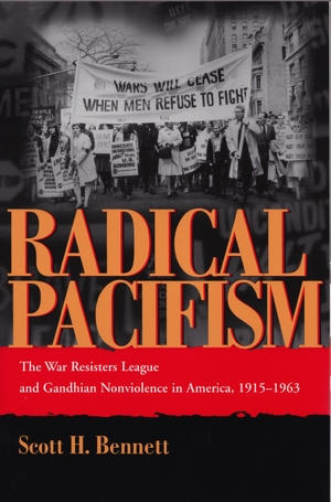 Cover for the book: Radical Pacifism
