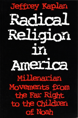Cover for the book: Radical Religion in America