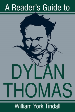 Cover for the book: Reader's Guide to Dylan Thomas, A