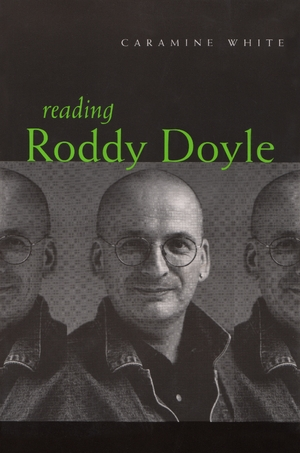 Cover for the book: Reading Roddy Doyle