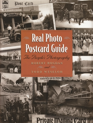 Cover for the book: Real Photo Postcard Guide