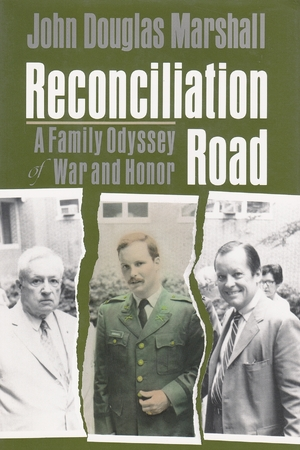 Cover for the book: Reconciliation Road