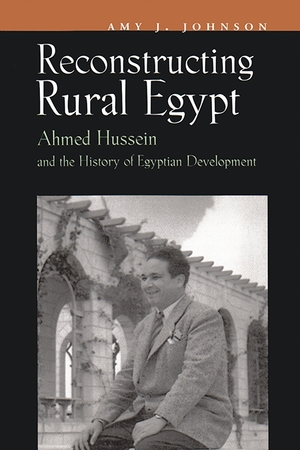 Cover for the book: Reconstructing Rural Egypt