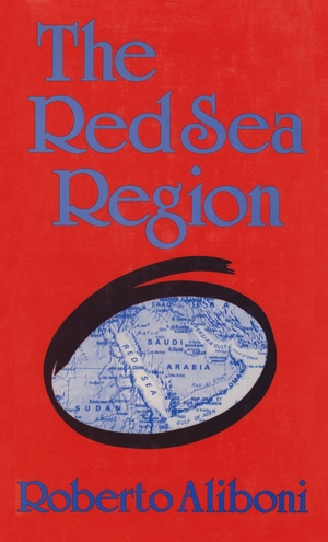 Cover for the book: Red Sea Region, The