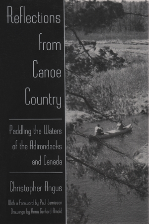Cover for the book: Reflections from Canoe Country