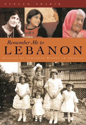 Cover for the book: Remember Me To Lebanon