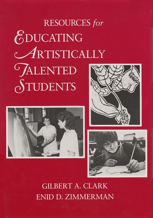 Cover for the book: Resources for Educating Artistically Talented Students