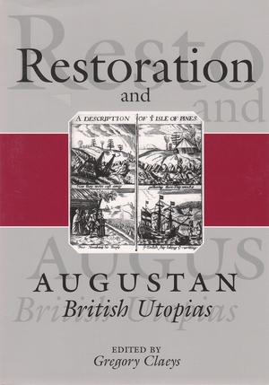 Cover for the book: Restoration and Augustan British Utopia