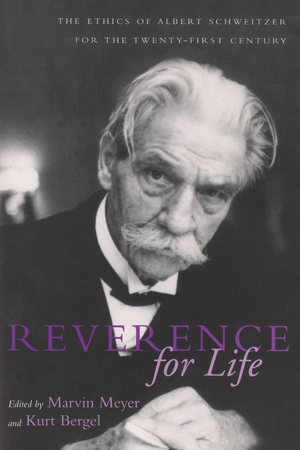 Cover for the book: Reverence For Life