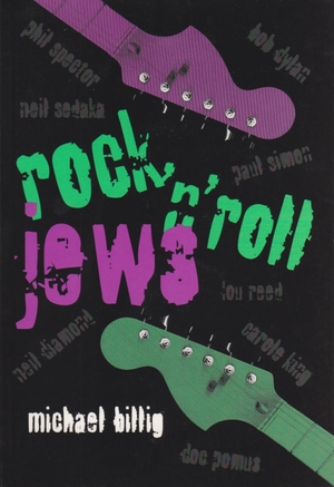 Cover for the book: Rock 'n' Roll Jews