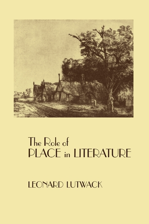 Cover for the book: Role of Place in Literature, The