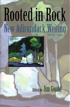 Cover for the book: Rooted in Rock
