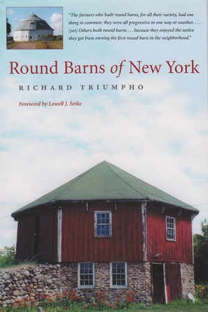 Cover for the book: Round Barns of New York