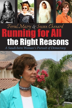 Cover for the book: Running For All the Right Reasons