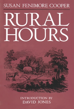 Cover for the book: Rural Hours