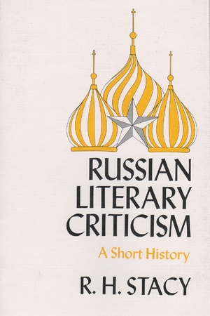 Cover for the book: Russian Literary Criticism