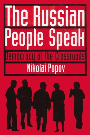 Cover for the book: Russian People Speak, The