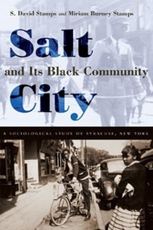 Cover for the book: Salt City and its Black Community