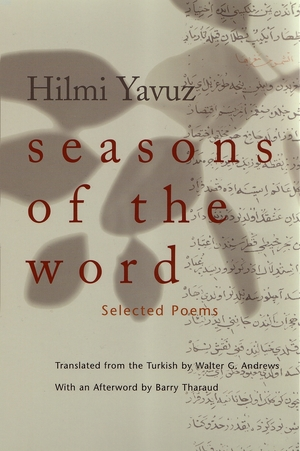 Cover for the book: Seasons of the Word