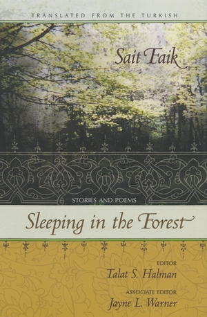 Cover for the book: Sleeping in the Forest