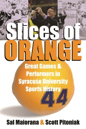 Cover for the book: Slices of Orange