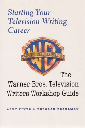 Cover for the book: Starting Your Television Writing Career