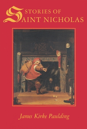 Cover for the book: Stories of Saint Nicholas